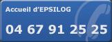 Accueil d'Epsilog 04 67 91 25 25